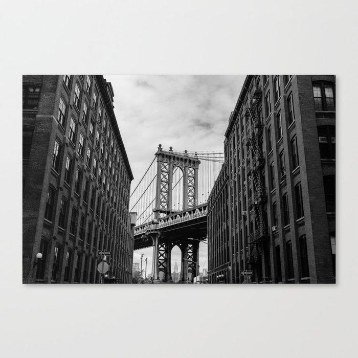 New York Love Canvas Print