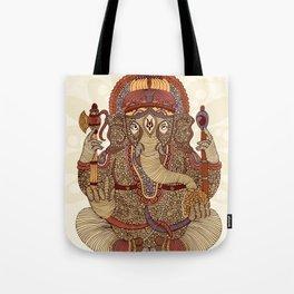 Ganesha: Lord of Success Tote Bag