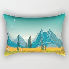 Wild Nature Rectangular Pillow