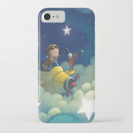 Dreams in the Stars iPhone Case