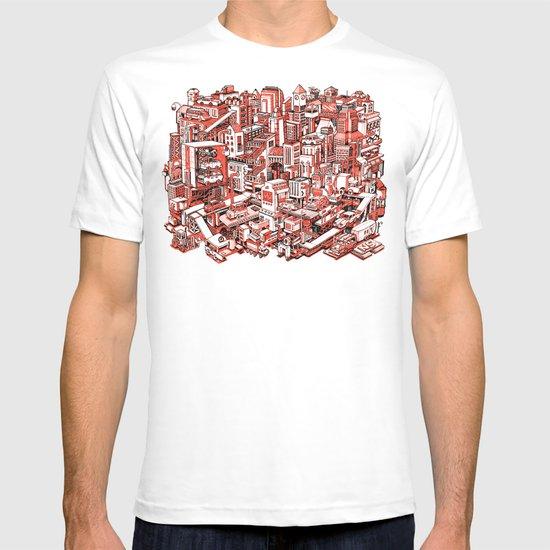 City Machine T-shirt