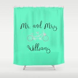 Williams Shower Curtain