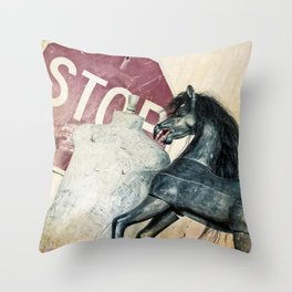 If What? Throw Pillow