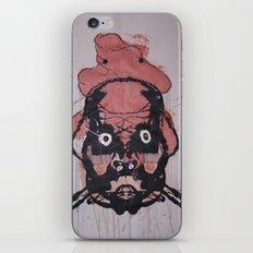 THE CHAFF iPhone & iPod Skin