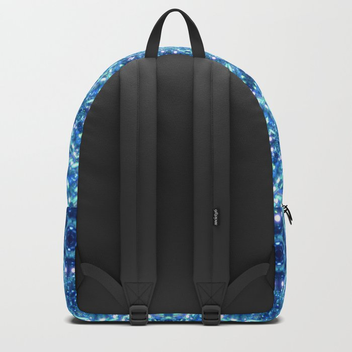 Crystal Radiance Mandala Backpack