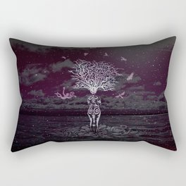Stargazing Rectangular Pillow