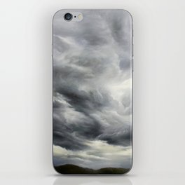 Stormy Sky iPhone Skin