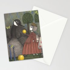 There Once was a Goose Stationery Cards