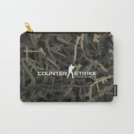 Counter strike weapon camouflage Carry-All Pouch