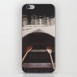 Majestic River Ride iPhone Skin