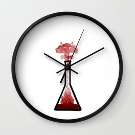 Love elixir Wall Clock