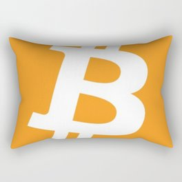 Bitcoin Rectangular Pillow