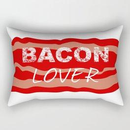 Bacon lover Rectangular Pillow