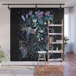 Night Garden Wall Mural