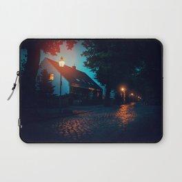 [Berlin] At night Laptop Sleeve