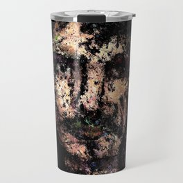 The Messenger In The Mirror Travel Mug