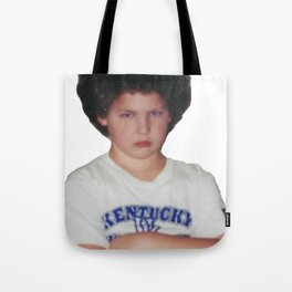 over it Tote Bag