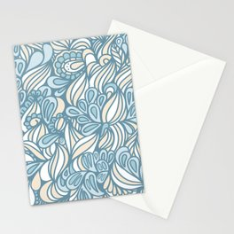 Doodle #3 Stationery Cards
