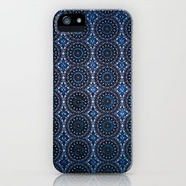 INSIDEOUT/Dark Blue iPhone Case
