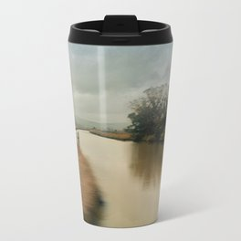 American River Metal Travel Mug
