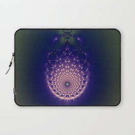 Fractal Storm Laptop Sleeve