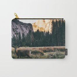 Yosemite Valley Buck Carry-All Pouch