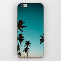 wind iPhone & iPod Skins featuring Wind by Mauricio Santana