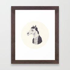 BoJack  Framed Art Print