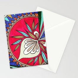 3 is the Magic Number Solo Stationery Cards