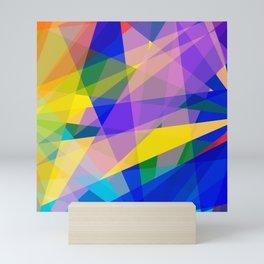 Concert of Lights, Festival of Music Mini Art Print