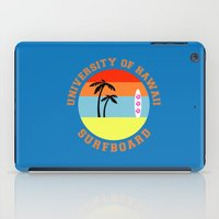 hawaii iPad Cases featuring Hawaii by lescapricesdefilles