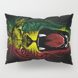 Rasta Roar Pillow Sham