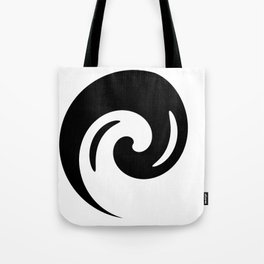 Yin Yang Exagerated Tote Bag