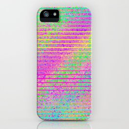 The Incident at The Highlighter Factory iPhone Case