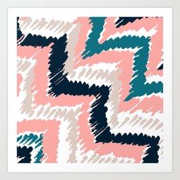 Ekunha Art Print