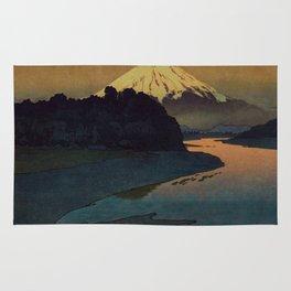 Sunset at Aga Rug