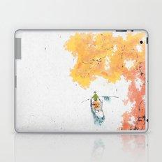 Autumn Drifting Laptop & iPad Skin