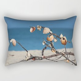 Echoes in the Wind Rectangular Pillow