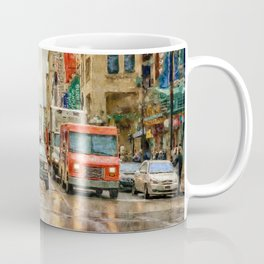 On Your Mark Coffee Mug