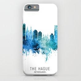 The Hague Netherlands Skyline iPhone Case