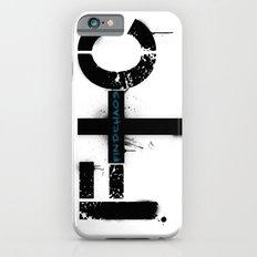FindChaos - Logo iPhone 6s Slim Case