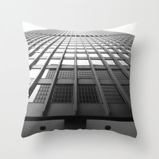 Chicago Building 1 Throw Pillow