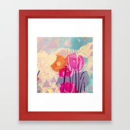 kezz4 Framed Art Print
