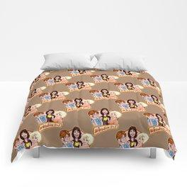 Workin' 9 to 5 Comforters
