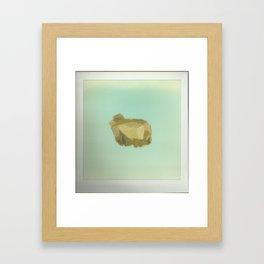 light study 01 Framed Art Print