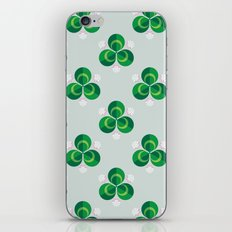 White Clover iPhone & iPod Skin