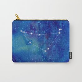 Constellation Capricornus Carry-All Pouch