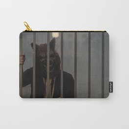 t r a p p e d Carry-All Pouch
