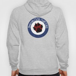 Wolf Badge Hoody