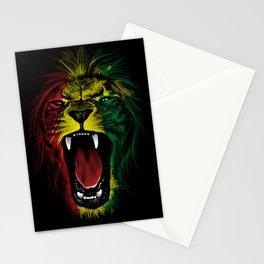 Rasta Roar Stationery Cards